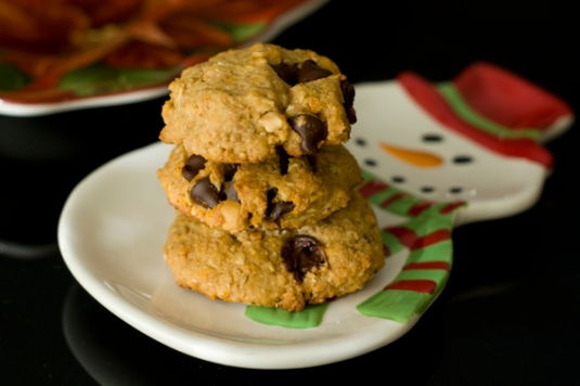 oatmeal chocolate chip cookie 2